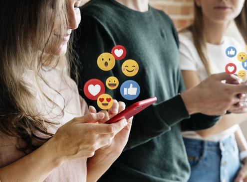 uso abusivo de las redes sociales