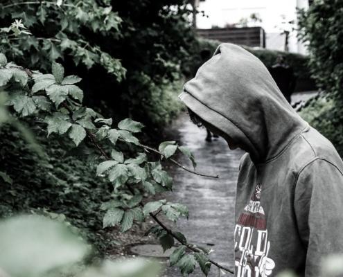 el suicidio entre los jóvenes
